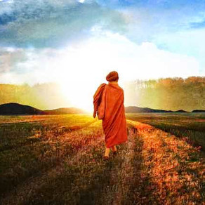 Walking meditation for restless meditators