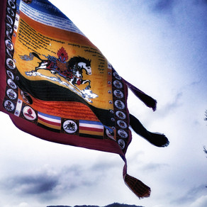 The Hidden Meaning Behind Prayer Flags