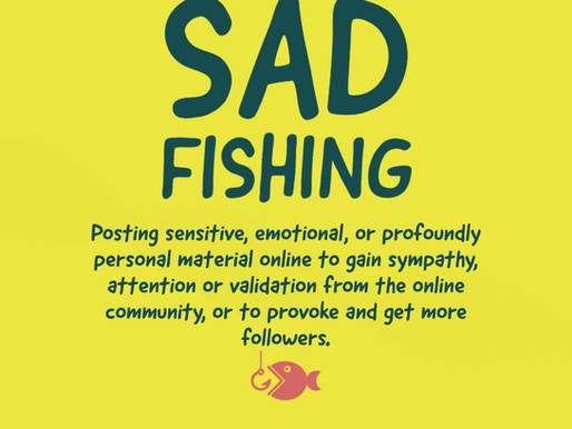 Are you a Sadfisher?