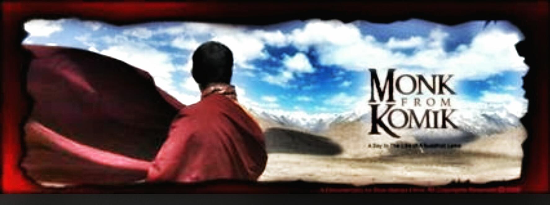 Lama Karzan, Monk from Komik, Langza, Spiti Valley, Himachal Pradesh,Himalayas, India