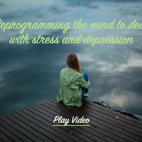 Reprogramming the mind to deal with stress and depression