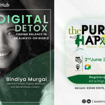 Mental Health webinars by Bindiya Murgai