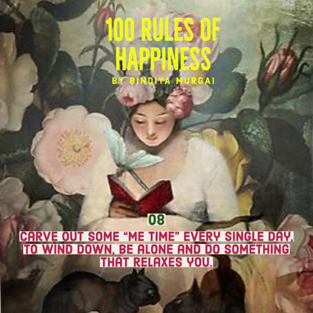 100 Rules of Happiness by Bindiya Murgai