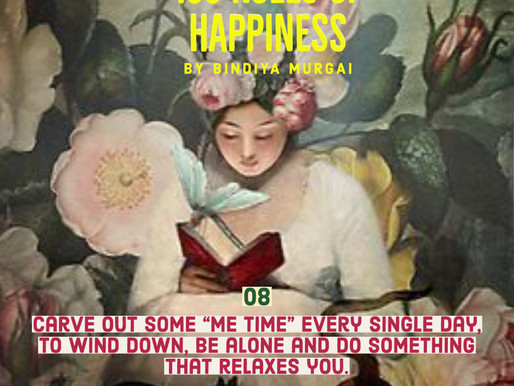 100 Rules of Happiness by Bindiya Murgai