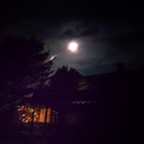 Full Moon, Buddhism and the moon's impact on us