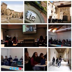 Bindiya Murgai IE collage, Spain