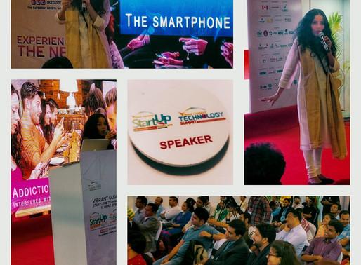 Digital Detox at the Vibrant Gujarat Start-Up and Technology Summit