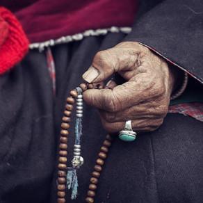 Prayer Beads, Mindfulness and Meditation