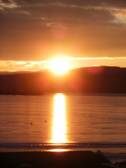 'Summer Sunset'