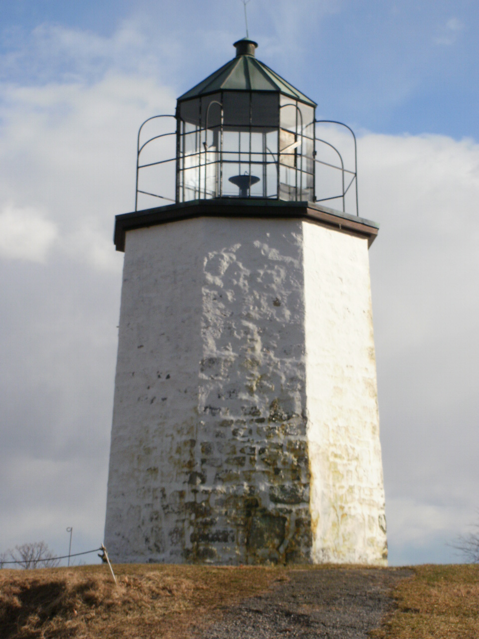 'Lighthouse at Stony Point'