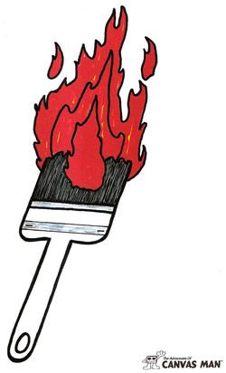 BrushfireTee