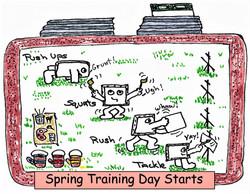 Spring Training (2)