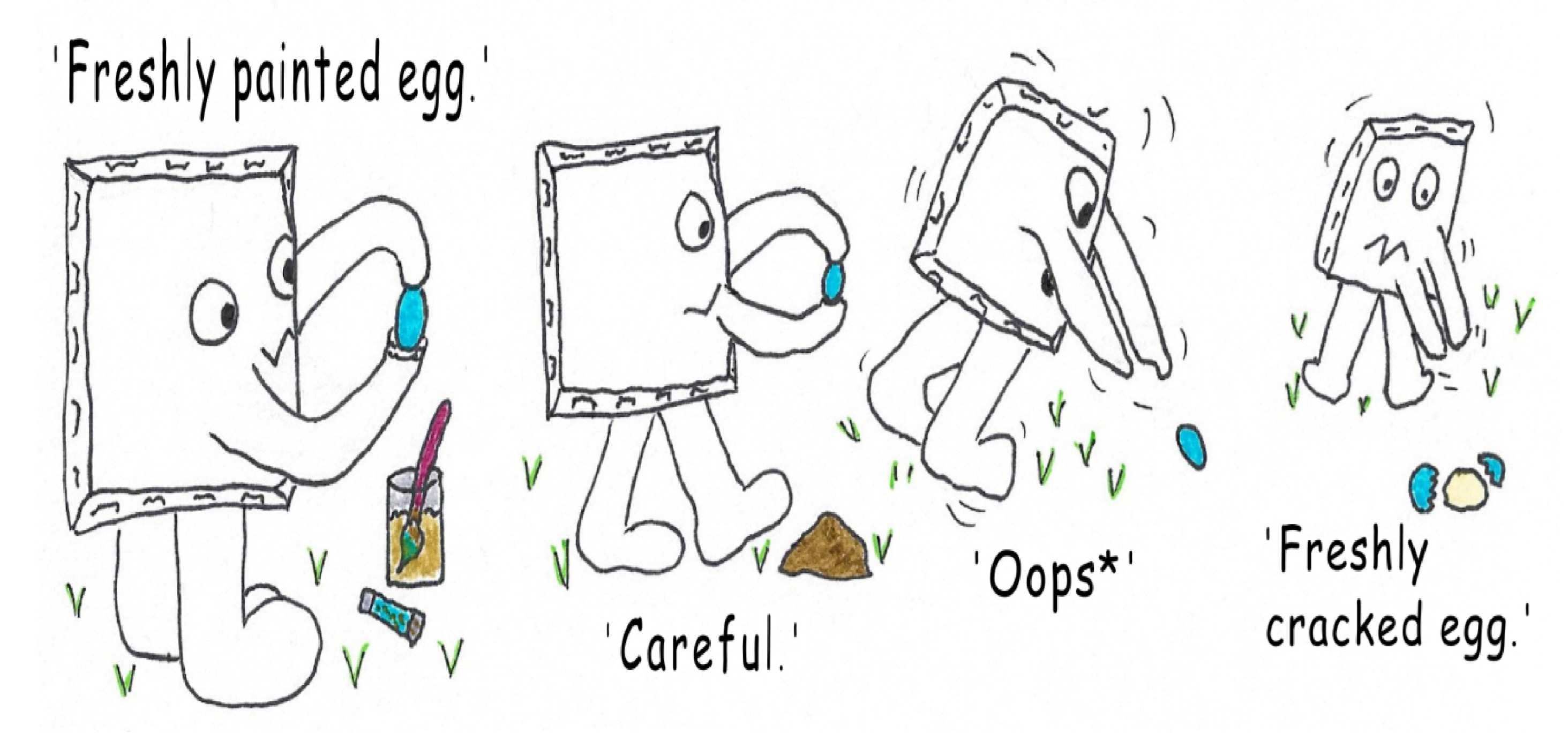 Painted egg fiasco_edited