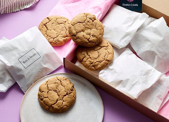 Date & Treacle Cookies - Box of 6