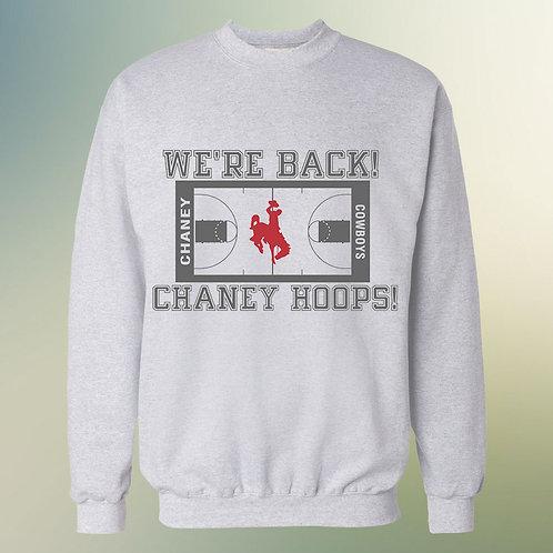 Chaney Hoops Crewneck