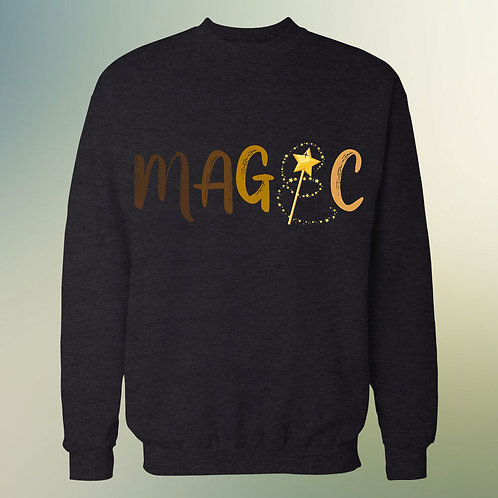 Melanin Magic Crewneck