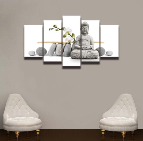 Modern Wall Art Decor For Living Room Home Decoration HD