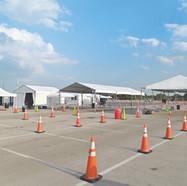 FLORIDA EMERGENCY SERVICES: TESTING SITES, FEEDING & LOGISTICS