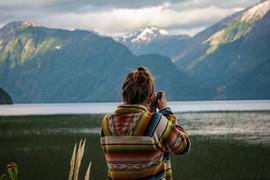Vista al Lago Yelcho