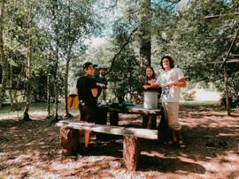 Camping Hunter