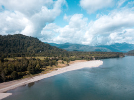 Vista aérea río Palena 2
