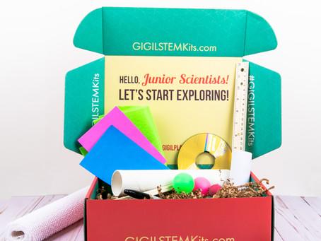 "February STEM Box - ""Friction"""