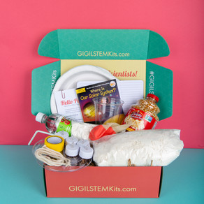 """October STEM Box - """"Out of this World"""""""