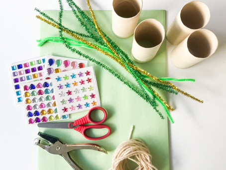 Crafts for Kids - leprechaun Lookers!