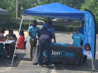 JenCare Community Festival June 30,2017