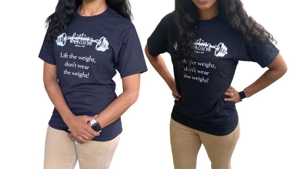 Lift the weight shirt