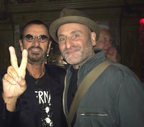 Martin and Ringo