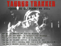 NYC tour dates