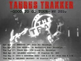NYC tour dates