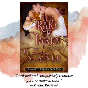 Kirkus Review--The Rake is Taken