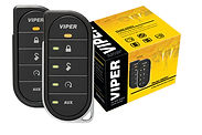 Viper 4806V 2-way LE remote start Box wi