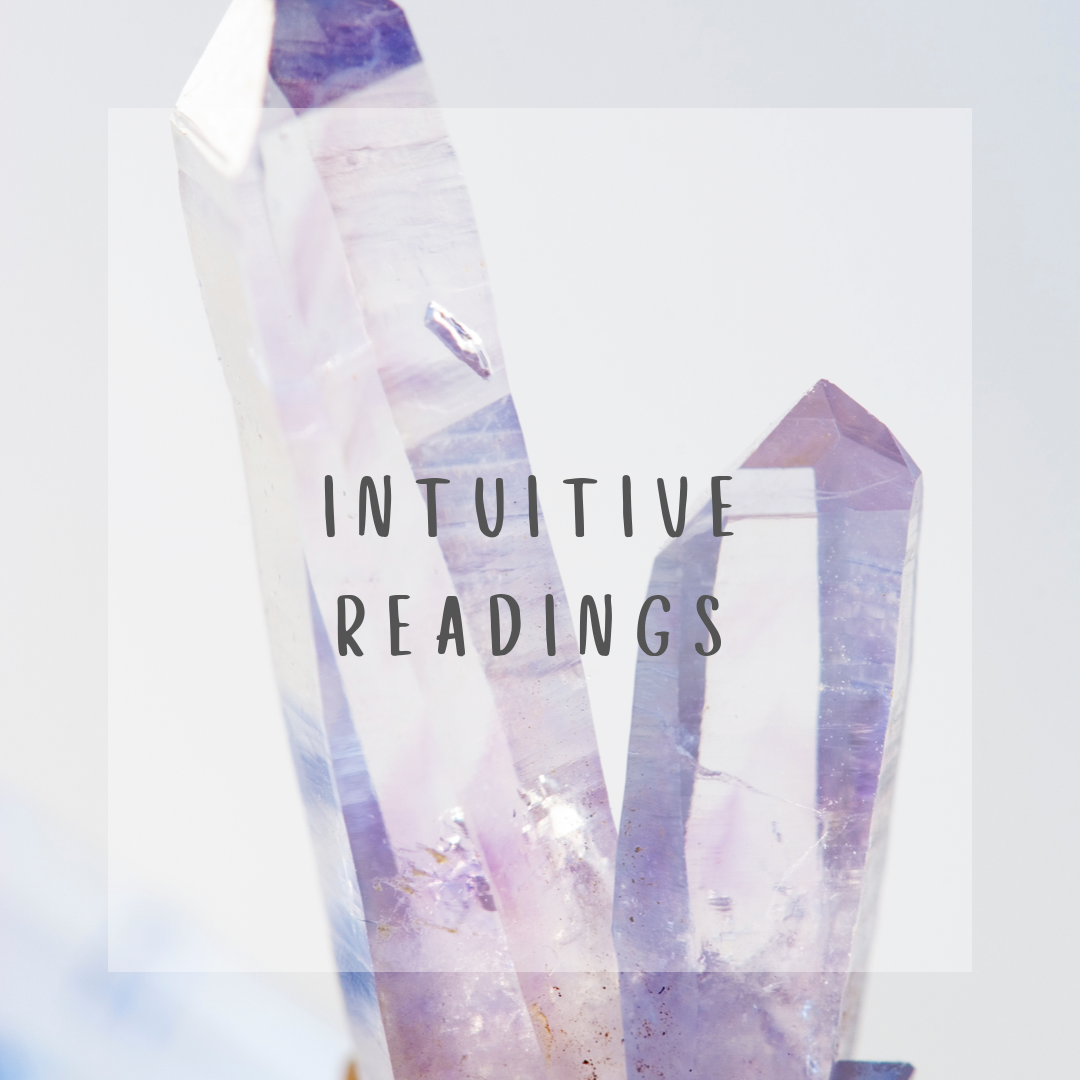 INTUITIVE READING/ENERGY HEALING 60 MIN