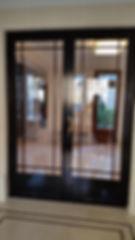 Porte Hall Fichet Paris 6