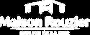 Maison Rouzier Logo White.png