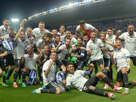 Saluden al Campeon de Espana