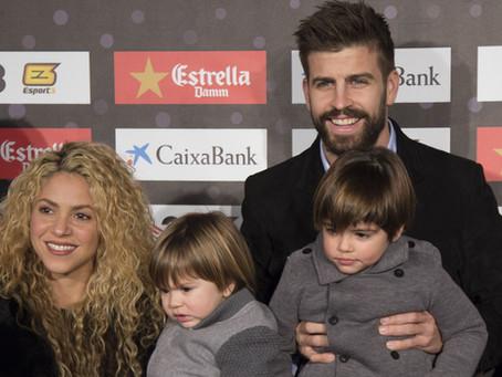 De tal palo, tal astilla. Hijos de Shakira y Pique: uno musico y otro futbolista