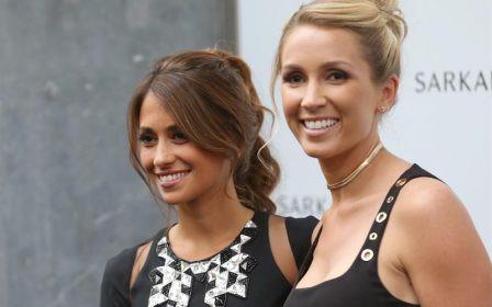 Antonella Roccuzzo y Sofia Balbi, WAG'S a la moda