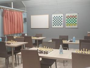 Έναρξη μαθημάτων και αλλαγή διεύθυνσης Σκακιστικού Συλλόγου!