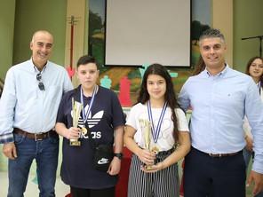 4ο Σχολικό πρωτάθλημα - Φωτογραφίες - Αποτελέσματα
