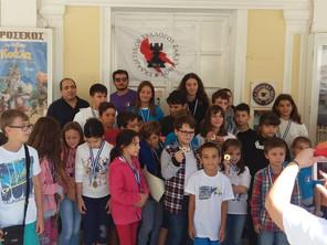 3o Νεανικό Σκακιστικό Τουρνουά - Αποτελέσματα - Φωτογραφίες