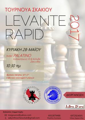 Levante Rapid 2017
