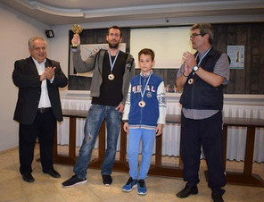 Levante Rapid 2019. Νικητής ο FM Γεωργακόπουλος. Φωτογραφίες - αποτελέσματα - παρτίδες.