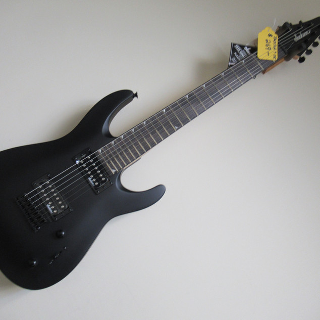 Jackson 7 string...Just in!
