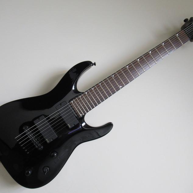 Jackson 7 string w/ EMG's