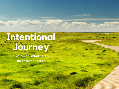 GROUP COACHING - INTENTIONAL JOURNEYS WORKSHOP