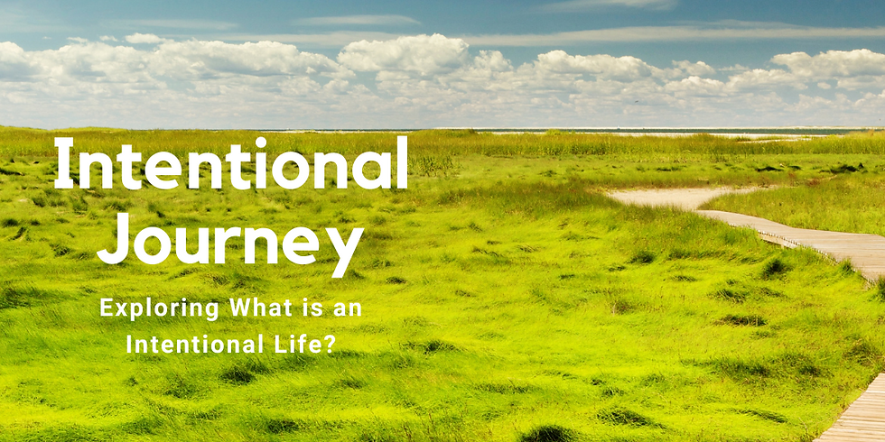 Group Coaching - Intentional Journeys - Session 1